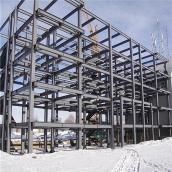 钢框架结构供应商