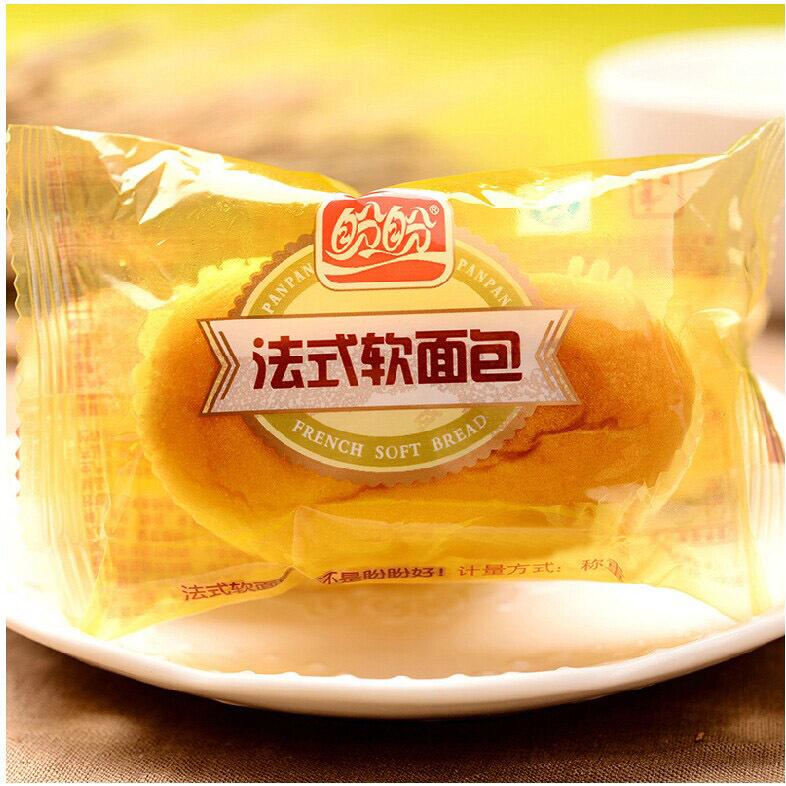 盼盼法式小面包图片