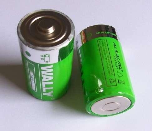 【推荐】【LR20 D型 一号碱性电池】成都电池厂家
