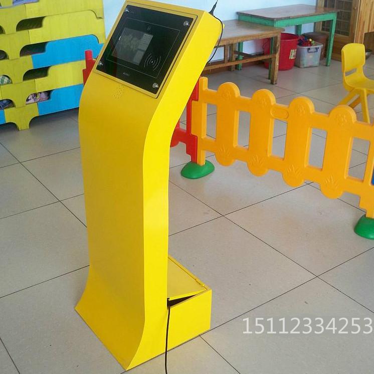 鑫飞智显XF-BGF校园幼儿园考勤机刷卡机接送系统培训门禁打卡机学校出入签到 幼儿园智能考勤机