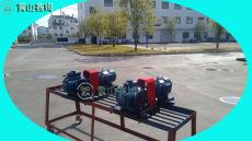 HSNH440-51三螺杆泵卧式安装机械油输送泵