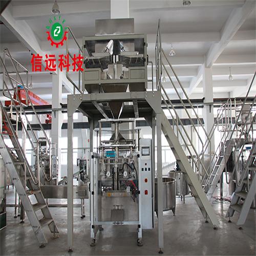 上海饲料添加剂包装机 饲料包装机颗粒物包装机