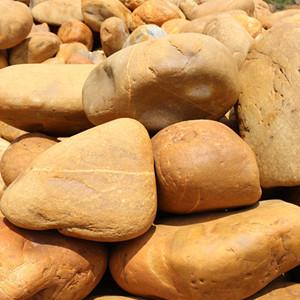 清远原产地直销优质天然黄蜡石  庭院假山黄蜡石 工程景观黄蜡石