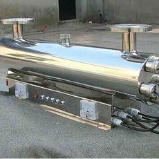 深圳现货热销过流式紫外线杀菌器STL-UV-125TD1600W