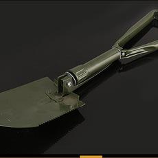 供应 折叠锹 多功能折叠铲子 户外野营工兵铲