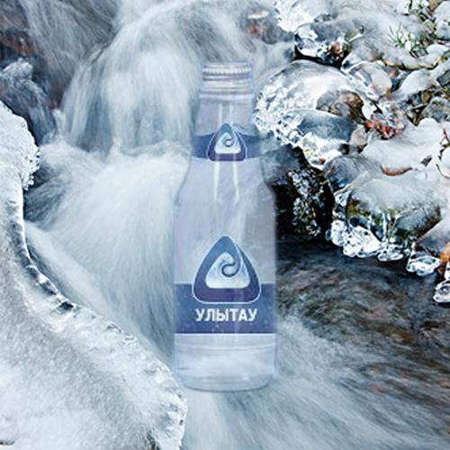 供应 Ulytau天然矿泉水330ml原装进口哈萨克斯坦矿泉水