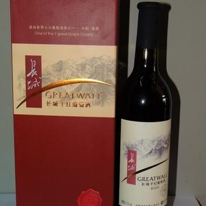 长城出口型干红葡萄酒  优选