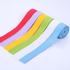 【厂家现货直供】2.5cm、3.2cm、3.8cm、5.0cm彩色美国纹织带
