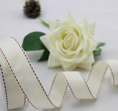 供应 2.0cm涤纶纯色跳线带 手工DIY服装鞋帽工艺礼品带