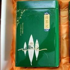 安徽特产纯天然减肥排毒野生绿茶寻茶记绿色包装500g送礼佳品