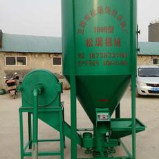 卫辉厂家专业生产饲料加工机械 搅拌机 混合设备15千瓦电机200