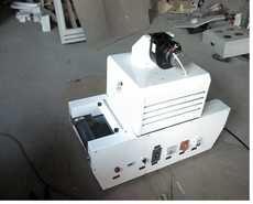 紫外线固化机,UV油墨固化机,便携式UV胶水固化机,深圳沃客密科技总代理