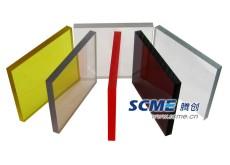 有机玻璃板可防静电/PMMA板价格/工程塑料板