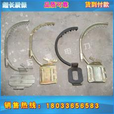厂家直销三角防滑型电工脚扣 爬杆脚扣水泥杆铁15M JK-T-400型