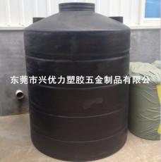 厂家供应:耐磨损抗老化塑料储罐 防腐蚀pe化工溶液储罐 耐酸碱pe塑料水塔