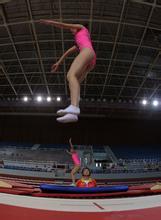 供应 天鑫TX-正品家用户外安全儿童蹦蹦床儿童跳跳床商用跳床早教