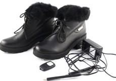 供应金瑞福保暖电加热鞋