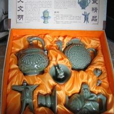 供应工艺品耀州瓷