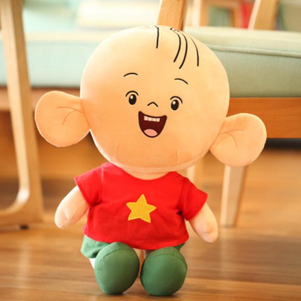 正版大耳朵图图公仔毛绒玩具卡通玩偶儿童节布娃娃男女孩生日礼.图片