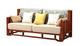 供应中式家具品章牌香樟家具雅致沙发组