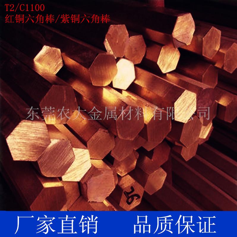专业定做 贵州纯紫铜方棒 广西纯紫铜方棒 公差精准 质量保证