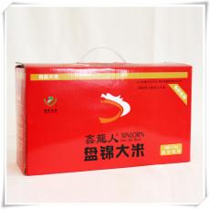 优质鑫龙人鑫红龙有机大米 礼盒装盘锦特产