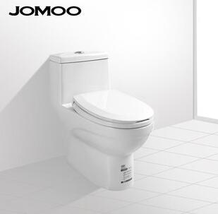 供应 JOMOO九牧 喷射虹吸连体座便器 节水静音马桶坐便器