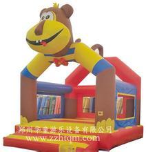 供应滑滑菇 蹦床 方形单人蹦极 供应娱乐蹦床床跳跳床健身蹦极