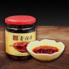 【香辣子】香味氏族自制精选香辣椒油泼辣子调味品200g