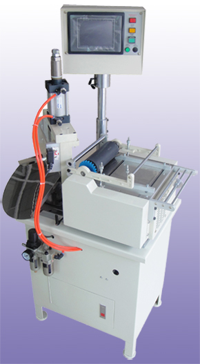 JA-161(160mm)微电脑斜角切带机手动调节型