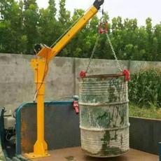24伏车载吊机可吊七百公斤车载吊机