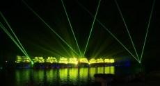广西柳州楼顶激光灯