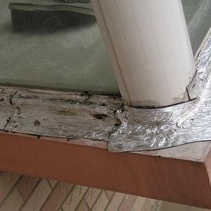 东城区东四阳台防水|窗台防水|外飘窗防水
