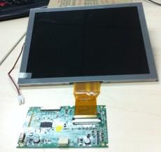 通用AT080TN52V.1 群创8寸LED数字显示屏组装高亮屏450亮度现货