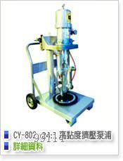 台湾高品质高粘度挤压泵.无气喷涂机cy-802
