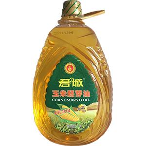 君城玉米胚芽油5L    德邦物流   新疆西藏甘肃等偏远地区不包邮
