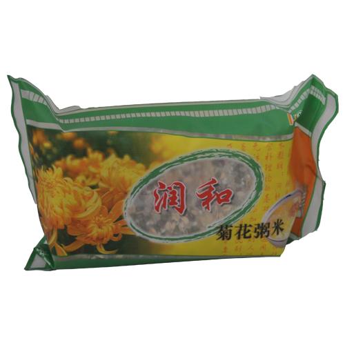 天津市丰盈米业  禾夥牌润和菊花粥米1KG   口感饱满 唇齿留香