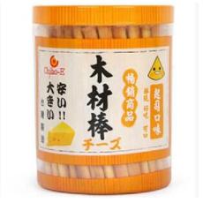 台湾正品进口宝宝零食 巧益木材棒 磨牙棒 婴幼儿童饼干