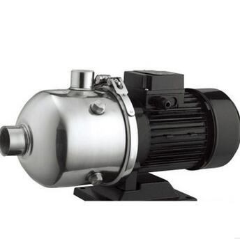 供应 CHL圆筒卧式不锈钢多级泵