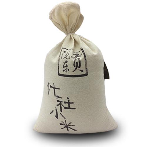 陇东贡什社小米5斤装  绿色无添加  大自然的馈赠