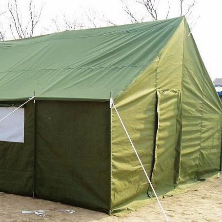 地震灾区保护伞(救灾军用帐篷)☇五星军用帐篷厂家直销