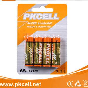 深圳比苛供应LR6碱性电池 可做商检出口 提供各种认证 厂家直销批发