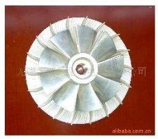 厂家直销叶轮加工合金叶轮整体叶轮五轴数控铣削加工制造厂