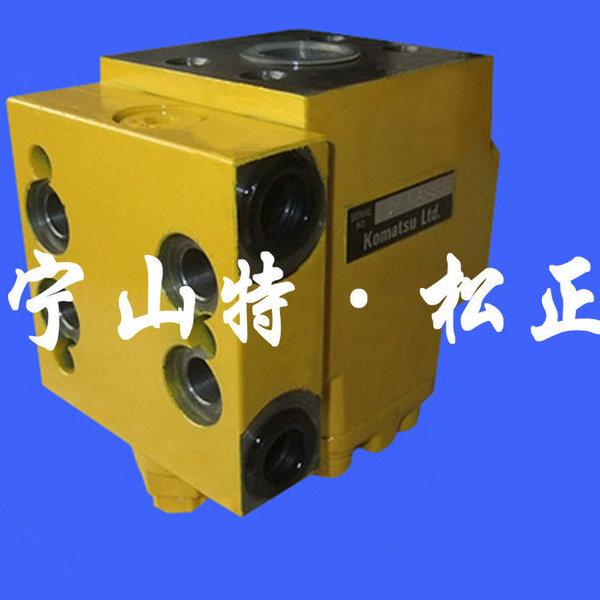 青岛小松挖机pc200-8自压减压阀总成阀块纯正小松原厂配.图片