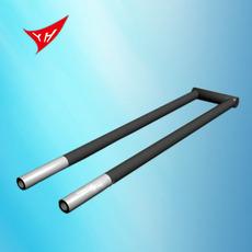登封煜昊U型硅碳棒加热元件寿命长碳棒加热管