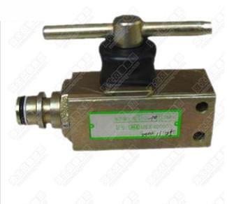 供应矿用液压接头球型截止阀(球阀)φ19