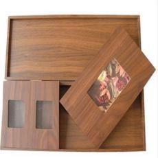 中国竹木包装交易网定制木红酒盒 竹盒 珠宝首饰盒 定做木盒包装 储物收纳盒 工厂