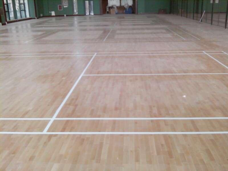 枫木-运动木地板