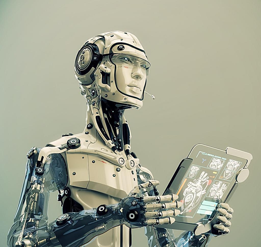 崔润泉刀削面机器人