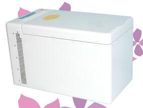 工厂批发07新款15升液冷结冰型车载冰箱